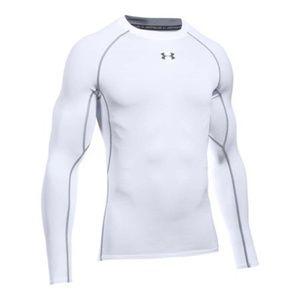 Under Armour HeatGear Compression Shirt Sz M